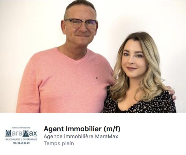 Agence Immobilière MaraMax s.àr.l
